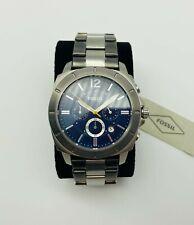 Fossil Privateer Sport bq2464. reloj Hombre/reloj pulsera. chronograph. acero inoxidable nuevo.