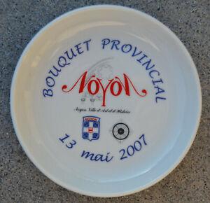 TIR A L'ARC Bouquet Provincial NOYON 2007 petite coupelle 11.3 cm