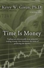 Time Is Money (Hardback or Cased Book)