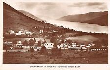 BR97502 lochearnhead looking towards loch earn real photo national   scotland