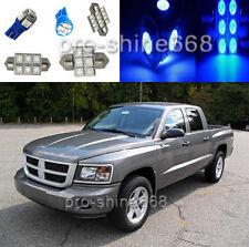 5PCS BlueSMD LED lights interior package kit for Dodge Dakota 2005-2011