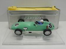Cartrix 0952  Slot Car BRM P25  1959 Fahrer Stirling Moss No.6 M. 1:32