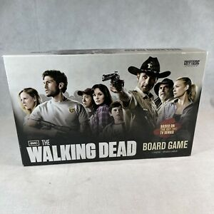 Cryptozoic The Walking Dead Board Game (2011)