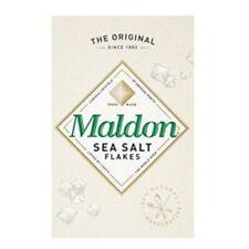 FAMOUS MALDON SEA SALT - 3 x 240g packets!