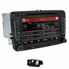 DAB+ Car stereo DVD GPS sat nav for VW Touran Seat Leon Skoda Fabia Sharan Caddy