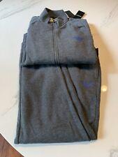 New Authentic Emporio Armani Lounge Sweatpants  & Track Jacket Matching M $275