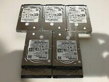 Lot of 10 Toshiba MQ01ACF050 500GB 2.5