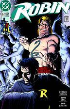 ROBIN # 5 - COMIC - 1991 - 9.6