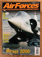 Air Forces February 2000 Mirage 2000; USMC Hornet; Arab Air Power; Syria; Taszar