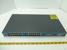 Cisco Systems Catalyst 2950 C2950G 24-Port Network Ethernet Switch Gs