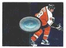 1998-99 SPx Finite # 100 ERIC LINDROS (ex) #d 6892/6950 Flyers