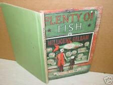 Vintage,Book,Plenty of Fish,M,Selsam,Boy,Pet,Food,Kids