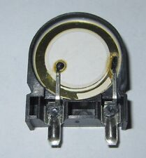 20mm Piezo Buzzer Disc - 3v to 30v - 2 mA - 70 dB - 2 KHZ - KEPO Piezos Element
