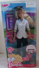Barbie 2011 I Can Be... A An AIRLINE PILOT New In Box Career Doll R4226 W3739