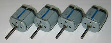 4X Mabuchi FC-280 Long Shaft Motors - Car Door Lock and Mirror Motors - FC-280PT
