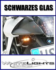 negro KELLERMANN Indicador LED/Intermitente mini Rhombus oscuro BMW K 1200 S/K