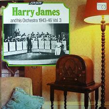 Harry JAMES and his Orchestra 1943/46 vol. 3-Same-LP-Slavati - l1989