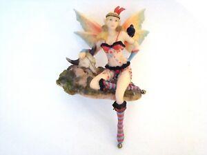 Meadow Fairies Strong Spirit Fairy Topper Figurine NEW
