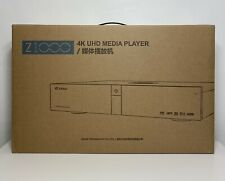 """ZIDOO Z1000 3.5"""" HDD Bay 4k HDR Home Theatre Media Player"""