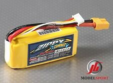 Zippy Compact 1300mAh 3S 11.1V Lipo Battery 3 cell for Rc Car Plane Helicopter