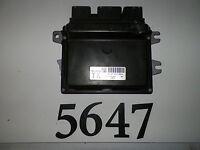2008 08 NISSAN ALTIMA ENGINE CONTROL MODULE ECM ECU EBX PCM BRAIN