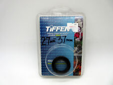 New Tiffen 27 to 37mm Step-Up Black Ring 27-37mm Rings 27mm to 37mm 2737SUR