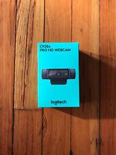 Brand New Unopened Logitech C920x Pro HD Webcam 1080p For Windows/MAC - IN HAND
