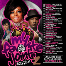 My Favorite Joints Vol 2 Old School Mix Edition Mixtape CD