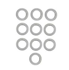 For Honda For Acura Set Of 10 Engine Oil Drain Plug Gaskets 14mm 9410914000