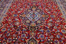 New listing 10X14 Masterpiece Mint 200+Kpsi Hand Knoted Wool Veggy Dyed Kashann Oriental Rug