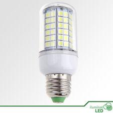 Bombilla E27 LED 96 SMD 5050 Blanco Cálido 220~250V AC - 14W Alta Luminosidad