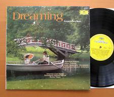 DG 2545 012 soñando música de piano romántica Vasary Demus Kempff Etc casi nuevo/Excelente estéreo