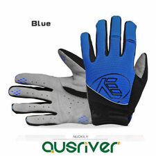 Unisex Adults Polyester Cycling Gloves