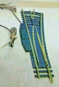 Fleischmann H0 6044 R Model Track Railroad Track Right Elektromagnetisch Tested