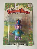 Vintage 1985 Disneys Gummi Bears Poseable Zummi Gummi Fisher Price New In Box