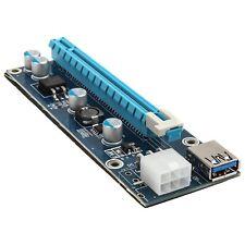 Kolink PCI-E 1x auf 16x powered Riser Card Mining/Rendering-Kit Pro - 80cm