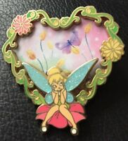 Genuine Disney: Tinker bell Pin Trading Badge