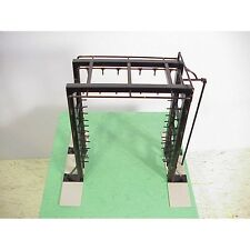 BRASS O Scale American Scale Models Locomotive High-Pressure Wash Rack F/P