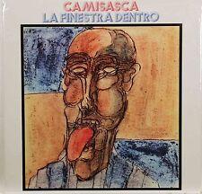 Camisasca-La Finestra Dentro Italian prog psych lp reissue brand new