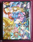 (60)MTG Wow Yugioh TCG Dark Magician Girl Card Sleeves 60pcs 67x92mm