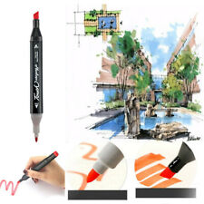 School Drawing Sketch Colors Dual Head Sketch Copic Markers Set Students Tool