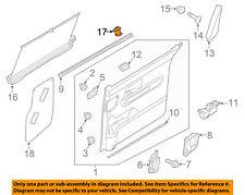 KIA OEM 15-16 Sedona Side Sliding Door-Sunshade Hook 83912A9000