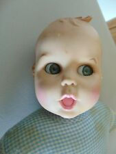 Adorable Vintage Vinyl & Cloth Gerber Baby Baby Doll by Gerber Products, 1979