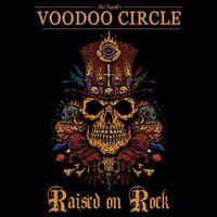VOODOO CIRCLE - RAISED ON ROCK (LIM.DIGIPAK+BONUSTRACKS)   CD NEUF