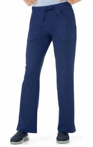 "Jockey Scrubs #2377 Elastic/Drawcord Scrub Pant in ""Navy"" Size 2XL-Petite"