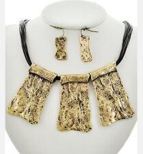 MARNI H&M  Dark Brown Cord Necklace