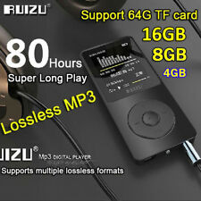 16GB 8G RUIZU X02 Sport Mini Lossless HIFI MP3 Music Player Recorder FM Radio AT