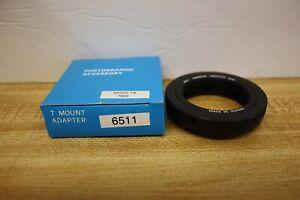 Tasco 6511 Minolta 7000 Bayonet Mount T Ring DSLR SLR - New Old Stock  Lot of 10