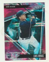 2019 Panini Father's Day FOIL #61 LUIS URIAS RC Rookie 35/199 San Diego Padres