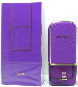 Ajmal Aristocrat for Her Edp / Eau de Parfum Spray 75 ML